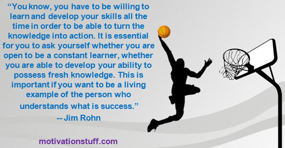 Jim Rohn Three Keys To Greatness